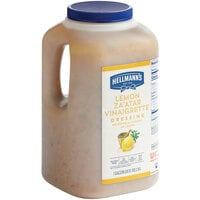 Hellmann's 1 Gallon Lemon Za'atar Vinaigrette Dressing - 4/Case