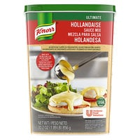 Knorr 30.2 oz. Ultimate Hollandaise Sauce Mix - 4/Case