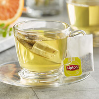 Lipton Green Tea with Orange, Passion Fruit, and Jasmine Tea Bags - 28/Box