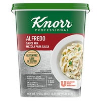 Knorr 1 lb. Alfredo Sauce Mix - 4/Case