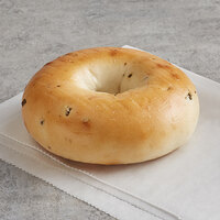Original Bagel 4.5 oz. New York Style Jalapeno Bagel - 75/Case