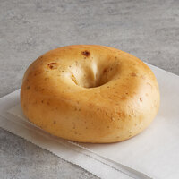 Original Bagel 4.5 oz. New York Style Sun Dried Tomato Bagel - 75/Case