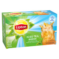 Lipton 24-Count Pack 1 Gallon Green Iced Tea Filter Bags - 2/Case