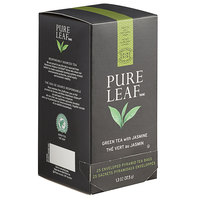 Pure Leaf Organic Green Tea with Jasmine Pyramid Tea Sachets - 25/Box