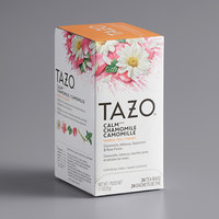 Tazo Calm Chamomile Herbal Tea Bags - 24/Box