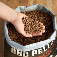 Bear Mountain 100% Natural Hardwood Mesquite BBQ Pellets - 20 lb.