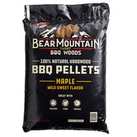 Bear Mountain 100% Natural Hardwood Maple BBQ Pellets - 20 lb.