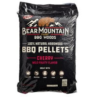 Bear Mountain 100% Natural Hardwood Cherry BBQ Pellets - 20 lb.