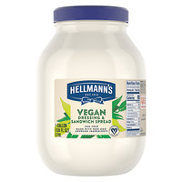 Hellmann's 1 Gallon Vegan Mayonnaise Spread