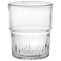Duralex 1014AB06 Empliable 7 oz. Stackable Glass Tumbler - 6/Pack