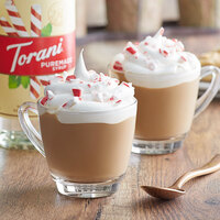 Torani 750 mL Puremade Peppermint Flavoring Syrup