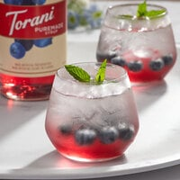 Torani 750 mL Puremade Blueberry Flavoring Syrup