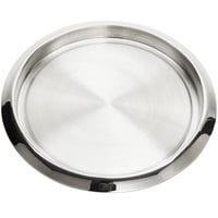 American Metalcraft SSBT11 11 inch Round Stainless Steel Bar Tray