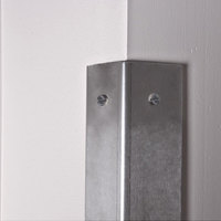 Advance Tabco CG-60 Wall Corner Guard - 2 inch x 60 inch