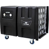 XPOWER AP-2000 Portable 2-Speed HEPA Air Filtration System - 2000 CFM; 115V