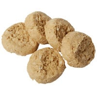 Rich's Jacqueline 1.5 oz. Preformed Vegan Ranger Cookie Dough - 210/Case