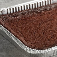 Spring Glen Fresh Foods 2 lb. Fudge Brownie Tray - 2/Case