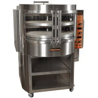 Sierra Range Volare Gas Rotary Deck Pizza Oven