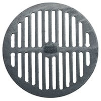 Zurn P550-GRATE 8 inch Round Cast Iron Grate for Z525, Z533, Z538, Z540, Z550, Z551, and Z624 Floor Drains