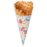 Keebler Colosso® WCSJ Jacketed Waffle Cone Small - 264/Case