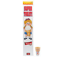 Keebler Eat-It-All® 15DJ Jacketed Cake Cup for Dispenser   - 600/Case