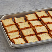 Les Chateaux de France 0.75 oz. Bacon Grilled Cheese Sandwich - 90/Case