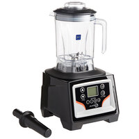 Avamix BX1100E 3 1/2 hp Commercial Blender with Touchpad Control and 48 oz. Polycarbonate Container