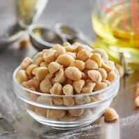 15 lb. Dry Roasted Unsalted Macadamia Nuts