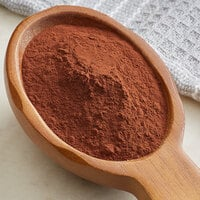 Guittard 50 lb. Cocoa Rouge 22-24% Fat Dutched Cocoa Powder