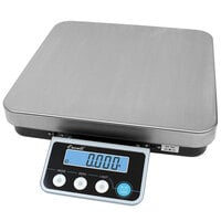 San Jamar / Escali SCDGPC13 13 lb. Digital Portion Control Kitchen Scale