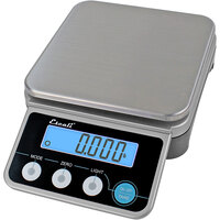 San Jamar / Escali SCDGPCM13 13 lb. Digital Portion Control Kitchen Scale