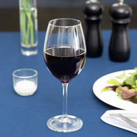 Libbey 9104RL Allure 13.75 oz. Wine Glass   - 12/Case