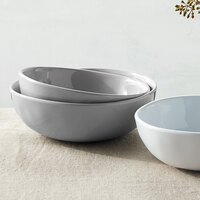 American Metalcraft CBL24SH Crave 24 oz. Shadow Melamine Bowl