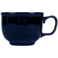 Fiesta Tableware from Steelite International HL149105 Cobalt Blue 18 oz. Jumbo China Cup - 12/Case