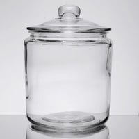 Choice 1 Gallon Glass Jar with Glass Lid