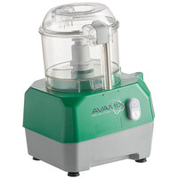 Avamix Revolution BFP34CL Commercial Food Processor with 3 qt. Clear Plastic Bowl - 120V, 1 hp