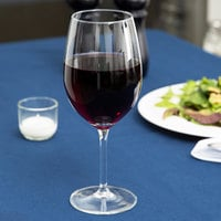 Libbey 9105RL Allure 18 oz. Wine Glass   - 12/Case