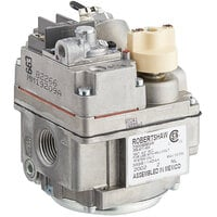 Main Street Equipment Natural Gas Combination Valve for FF40N, FF50N, and FF100N Floor Fryers