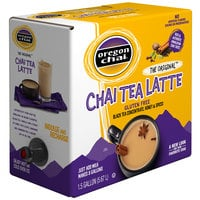 Oregon Chai 1.5 Gallon Bag in Box Original Chai Tea Latte 1:1 Concentrate