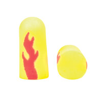 3M 312-1252 E-A-Rsoft™ Yellow Neon Blasts Uncorded Foam Earplugs - 200/Pack