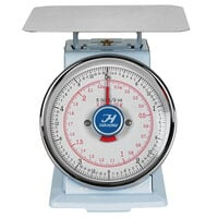 100 lb. Mechanical Dial Portion Control / Receiving Scale