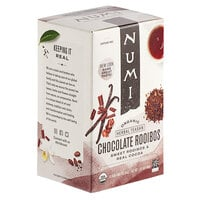 Numi Organic Chocolate Rooibos Tea Bags - 16/Box