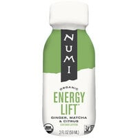 Numi Organic 2 fl. oz. Energy Lift Daily Super Shot - 48/Case