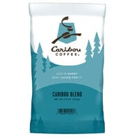 Caribou Coffee 2.5 oz. Caribou Blend Coffee Packet - 18/Case
