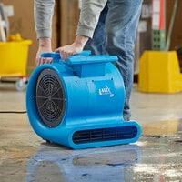 Lavex Janitorial 3-Speed Commercial Air Mover - 1 hp