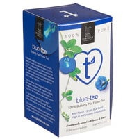Wild Hibiscus Blue-Tee Butterfly Pea Flower Herbal Tea Bag - 20/Box