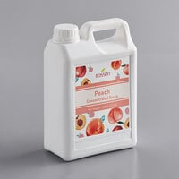 Bossen 64 fl. oz. Peach Concentrated Syrup