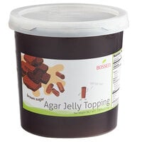 Bossen 7.28 lb. Brown Sugar Jelly Topping - 4/Case