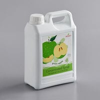 Bossen 64 fl. oz. Green Apple Concentrated Syrup
