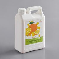 Bossen 64 fl. oz. Orange Concentrated Syrup
